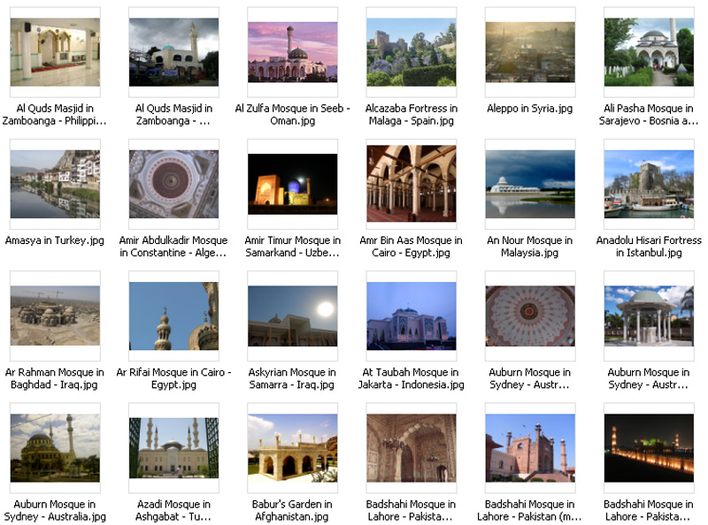 500 masjid